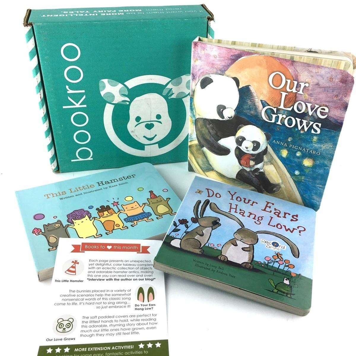 bookroo Subscription Review – November 2017