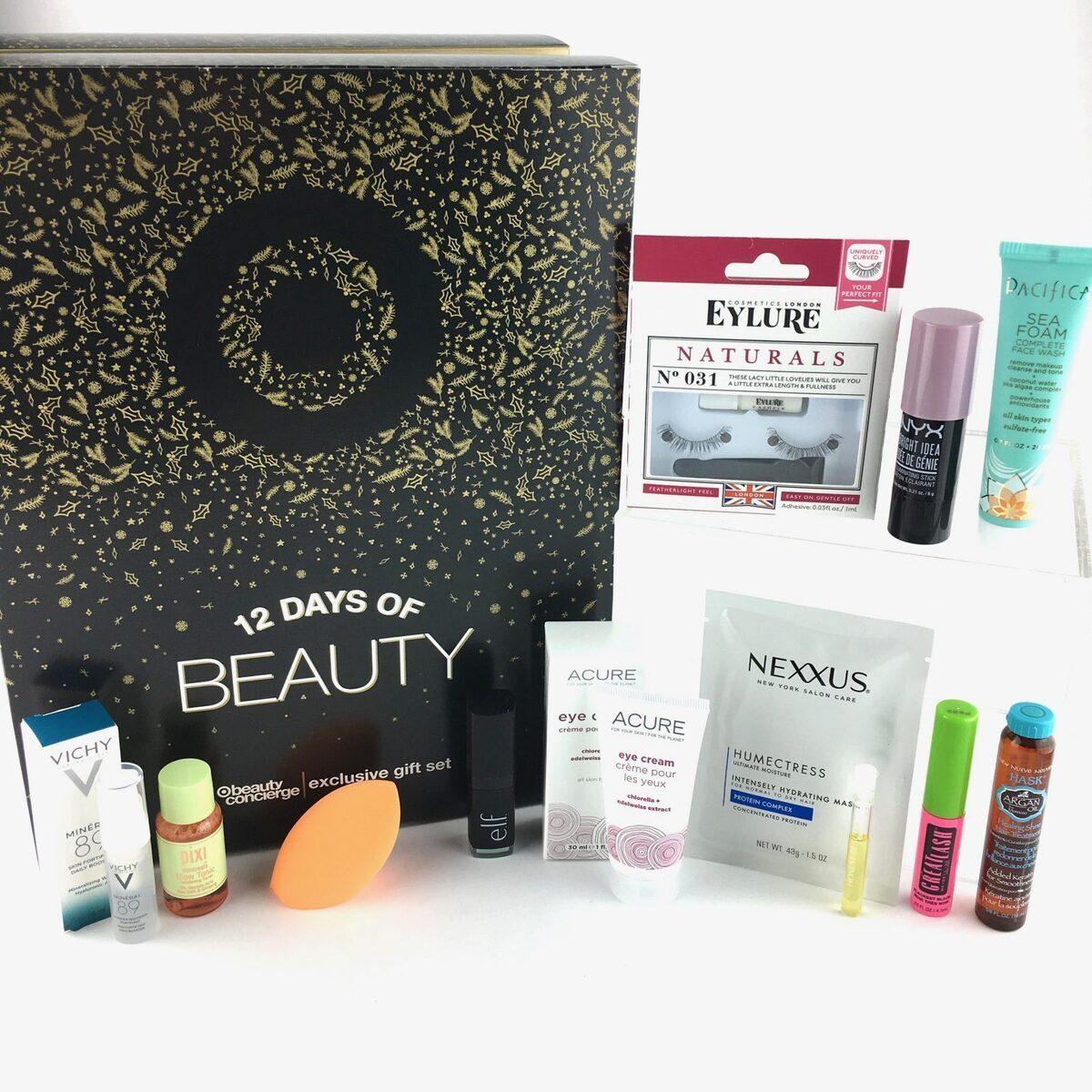 Target 12 Days of Beauty Advent Calendar Review + Giveaway (CLOSED)