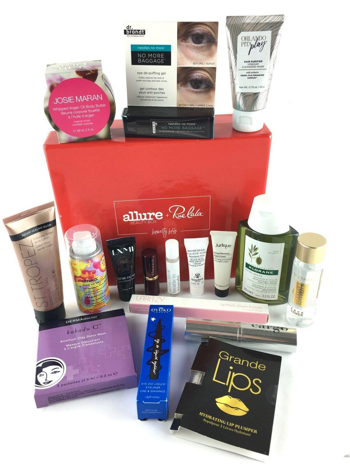 Allure Beauty Box x RueLaLa Box Giveaway (CLOSED)
