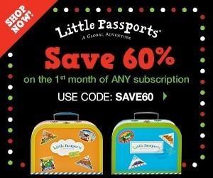 Little Passports Black Friday Sale – Save 60% Off!