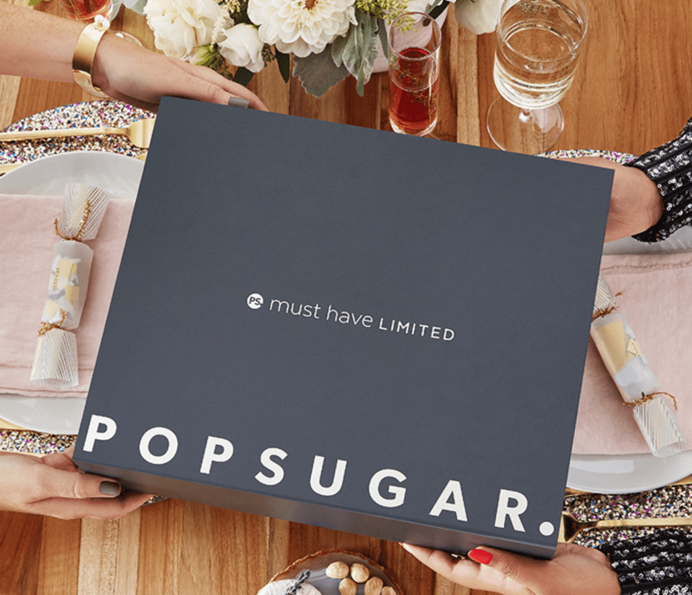 2017 POPSUGAR Winter Collection Limited Edition Box For HIM **Full Spoilers**