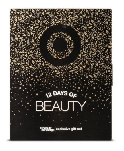 Target 12 Days of Beauty Advent Calendar – Buy One, Get One 50% Offer
