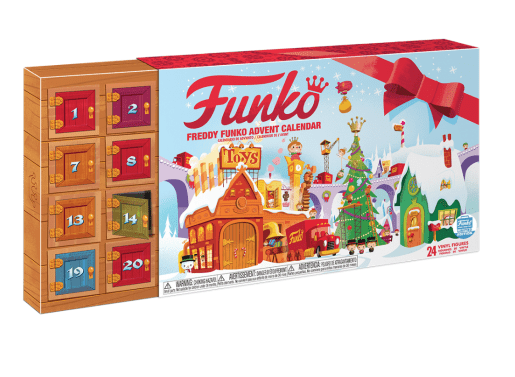 Freddy Funko Advent Calendar – On Sale Now