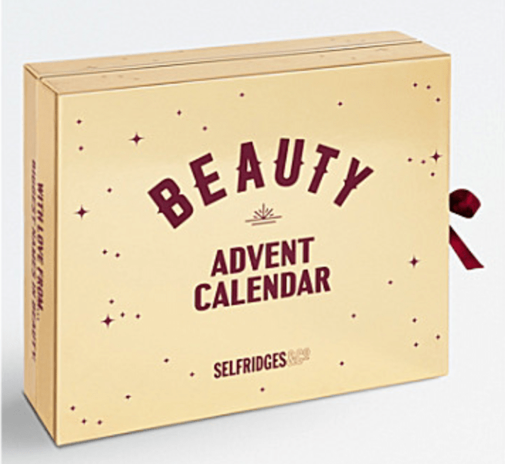 Selfridges Beauty Advent Calendar – On Sale Now