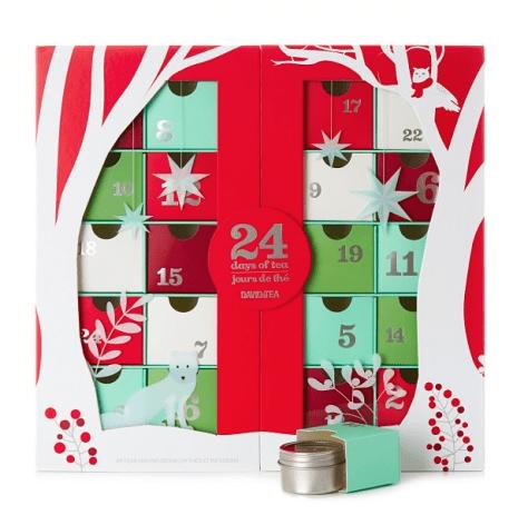 DAVIDsTEA Advent Calendar – On Sale Now