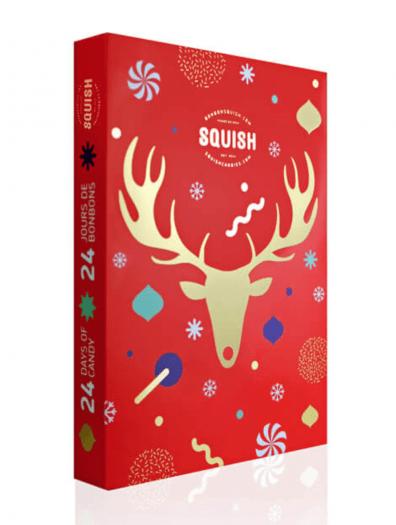 Squish Gummy Advent Calendar – On Sale Now
