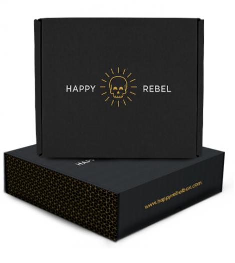 Happy Rebel Box Mystery Box – On Sale Now!