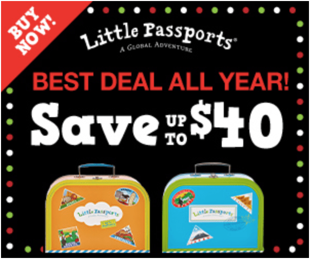Little Passports Black Friday Sale – Save Up to 40% Off
