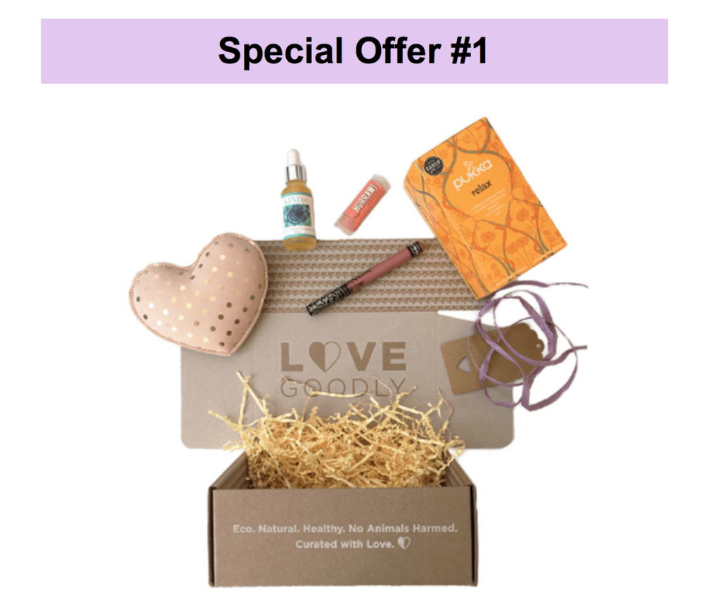 LOVE Goodly Coupon Code – Save 25% Off Subscriptions!