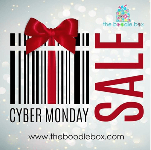 The Boodle Box Cyber Monday Sale – Free Shipping or $10 Off Gift Box