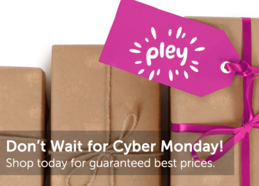 Pley Cyber Monday Deals – First Box for $10 / $15