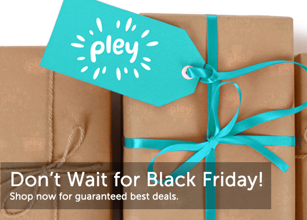 Pley Best Deals of the Year! – First Box for $10!