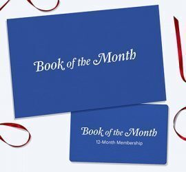 Book of the Month December 2017 Reveal + Selection Time + Coupon Code