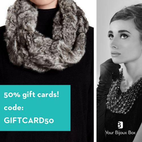 Your Bijoux Box Coupon Code – Save 50% Off Gift Cards