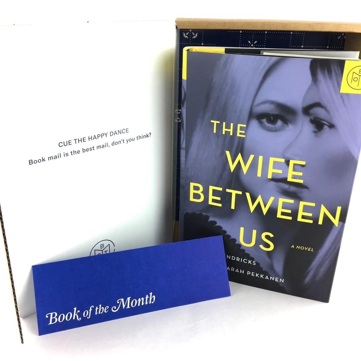 Book of the Month Review + Coupon Code – December 2017