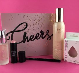 GLOSSYBOX Review + Coupon Code - December 2017