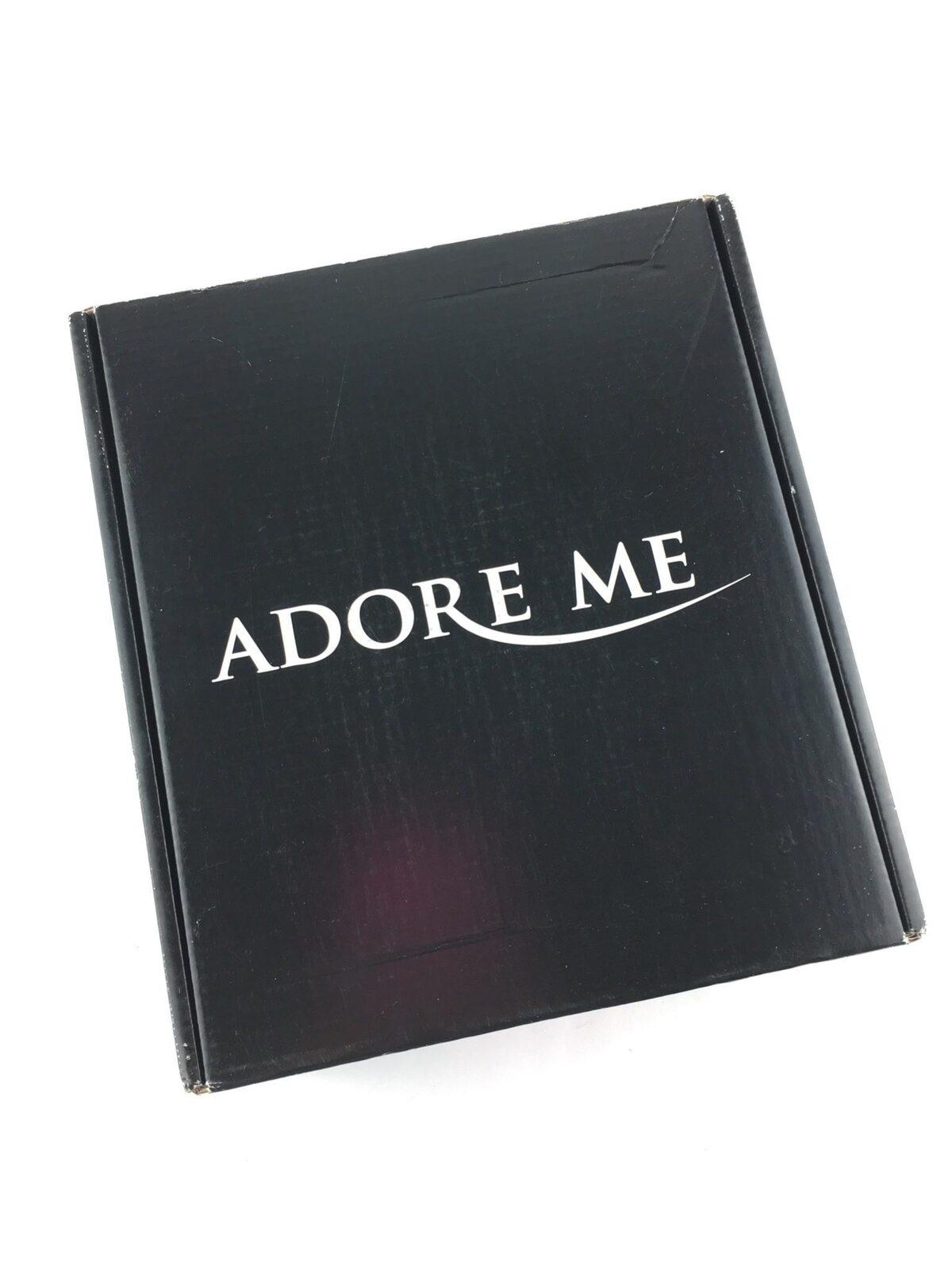 Adore Me Review + Coupon Code – December 2017