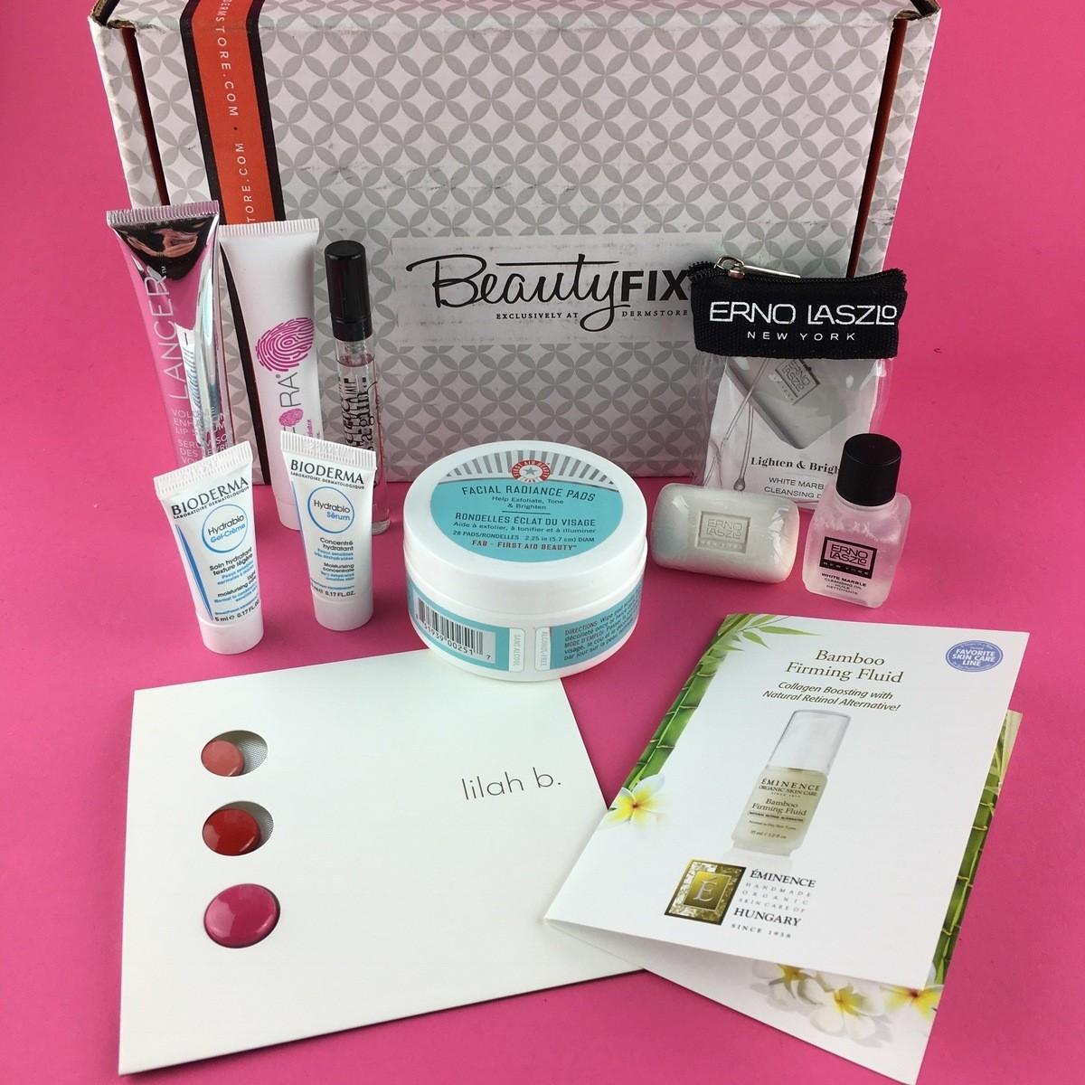 Beautyfix Review December 2017 Coupon Code