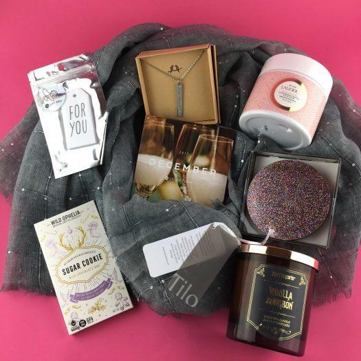 POPSUGAR Must Have Box Review + Coupon Code - December 2017