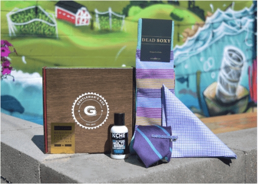 Gentleman's Box Offer – Get the July Box for $14.99!