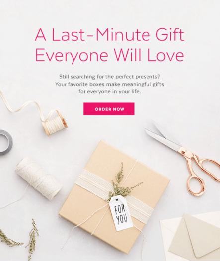 POPSUGAR Last Minute Gifts!