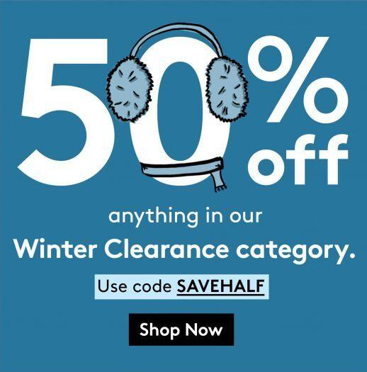 Last Day! Birchbox Winter Clearance Sale – Save 50% Off!