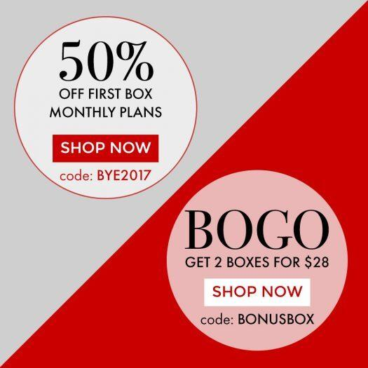 SprezzaBox Coupon Code – 50% Off First Month, BOGO or 50% Off Shop!!