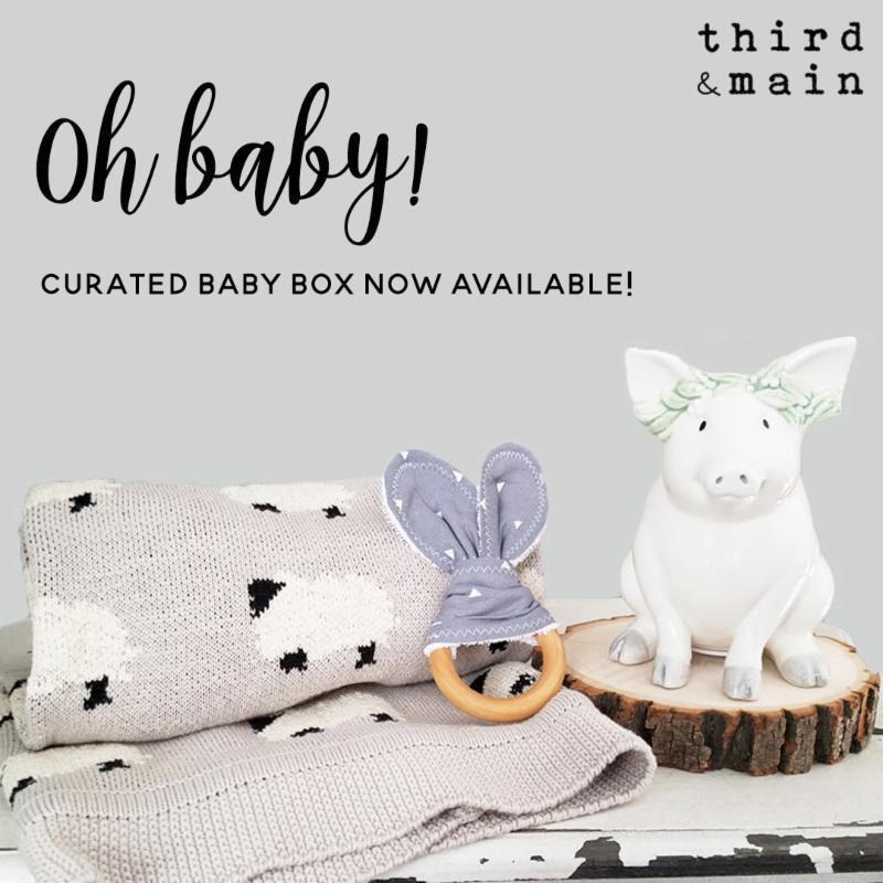 Third & Main Baby Box – On Sale Now + Full Spoilers
