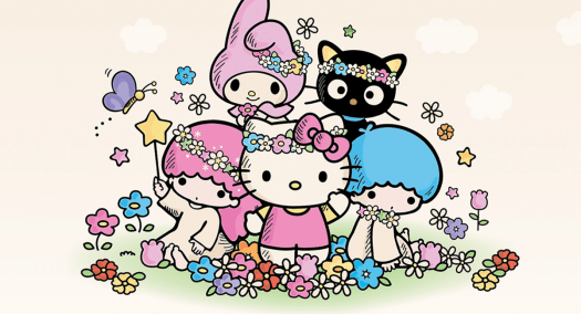 Sanrio Small Gift Crate Spring 2018 Theme Reveal / Spoilers!