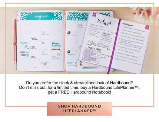 Erin Condren - Free Gift With Planner Purchase