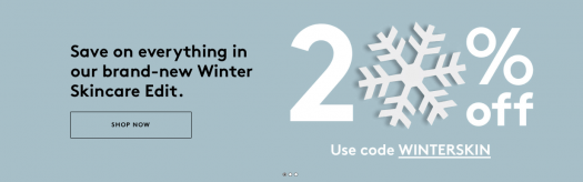 LAST DAY: Birchbox – Save 20% Off Winter Skincare Edit