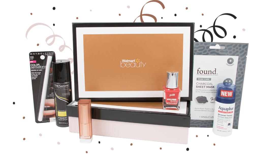 Walmart Beauty Box – Winter 2018 Box On Sale Now