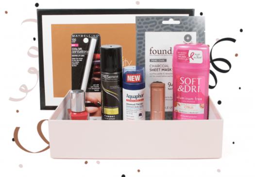 Walmart Beauty Box - Winter 2018 Box On Sale Now