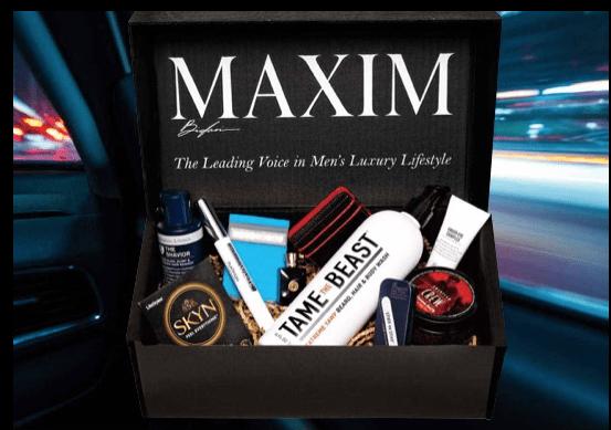 New Box Alert: The Maxim Box