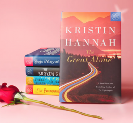 Book of the Month February 2018 Reveal + Selection Time + Coupon Code