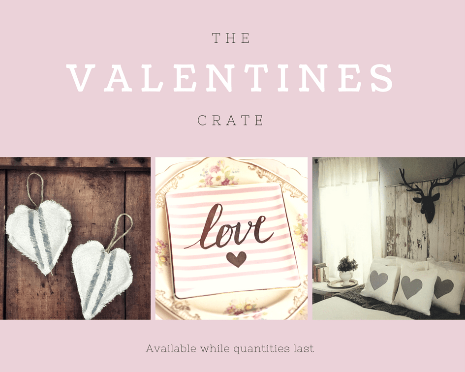 Gable Lane Crates – The Valentine's Crate