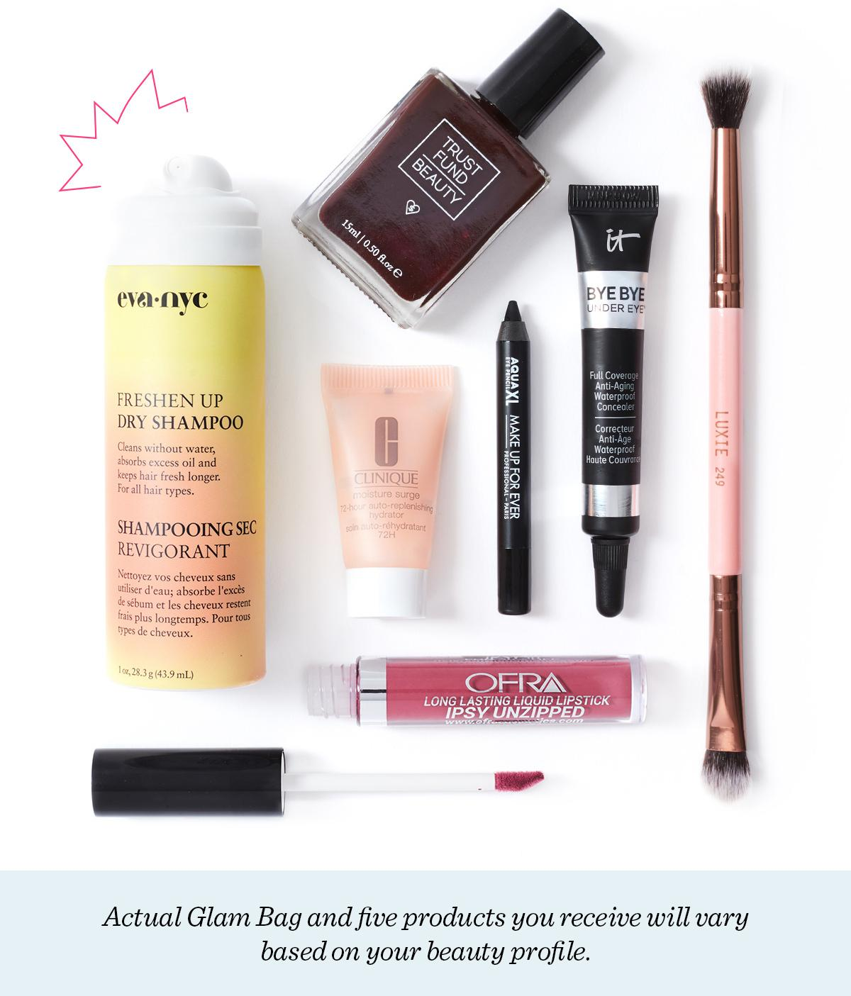 ipsy February 2018 Spoilers + Glam Bag Reveal - Subscription