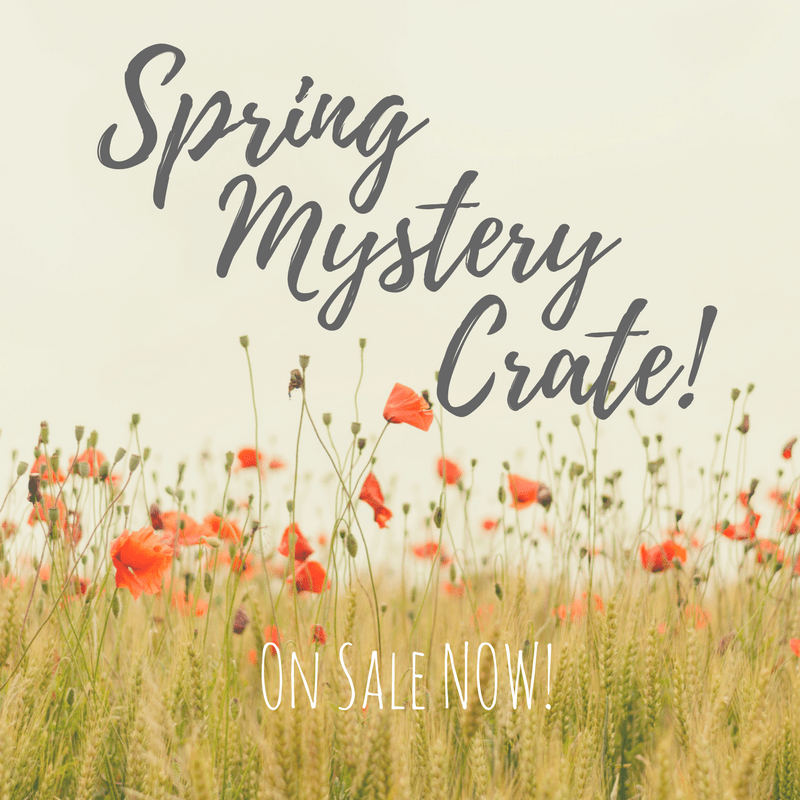 Gable Lane Crates – Spring Mystery Crate