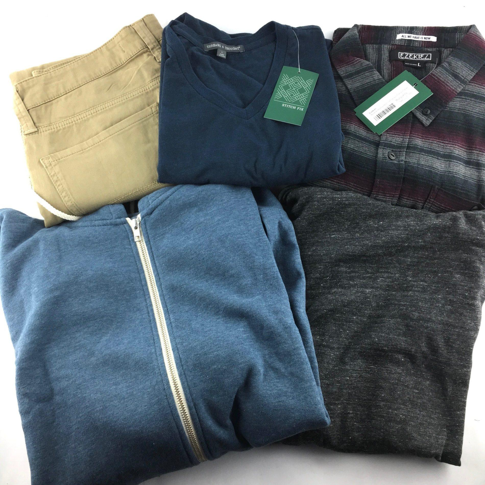 Stitch Fix Men Review – February 2018