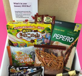 Something Snacks Review - January 2018