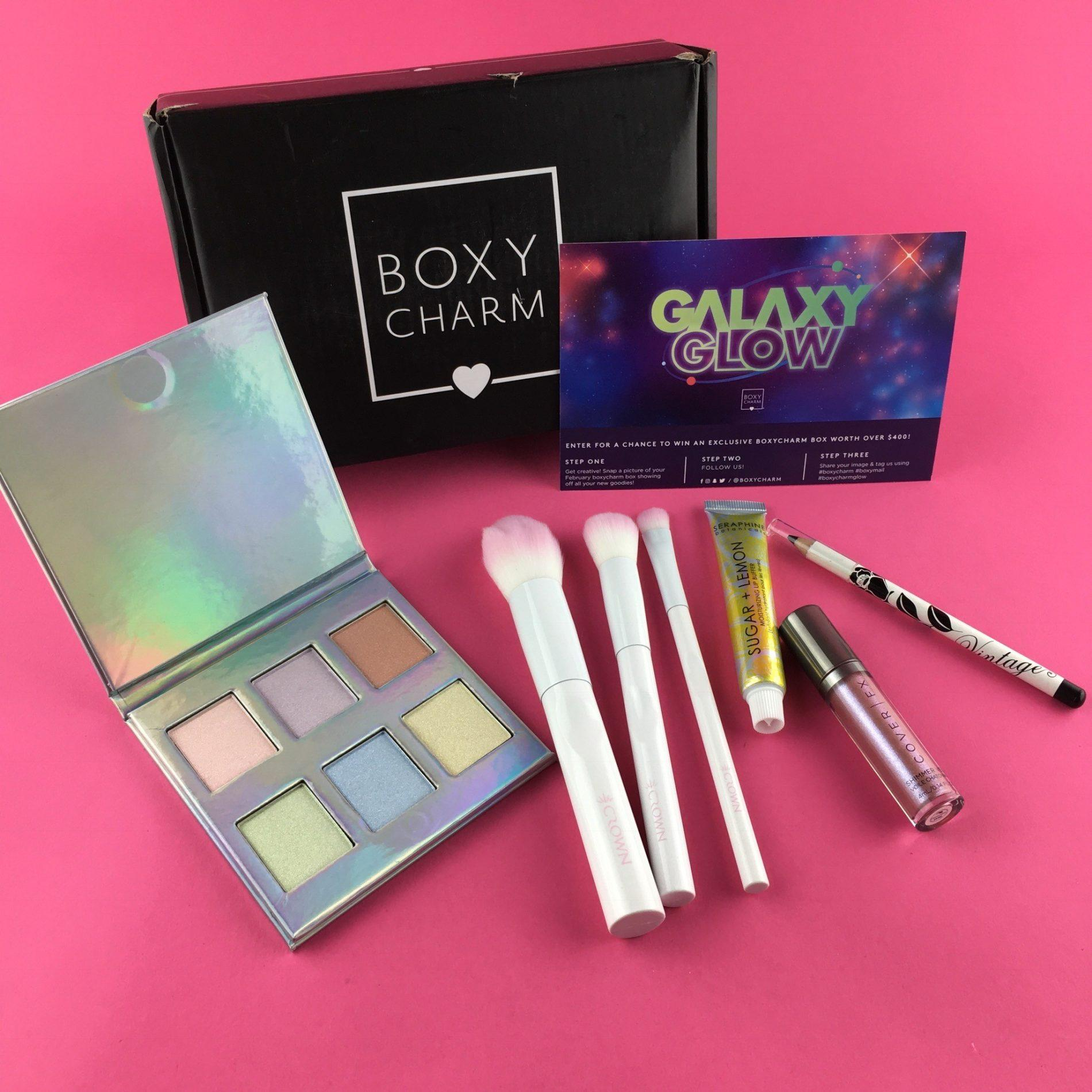 Image result for BOXYCHARM
