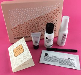 Birchbox Review + Coupon Code - February 2018