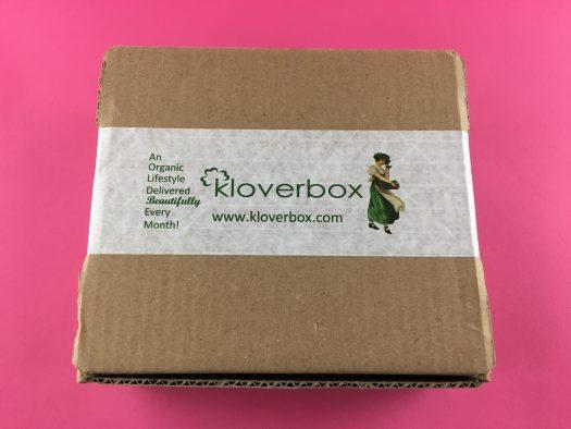 Kloverbox Review + Coupon Code - February 2018