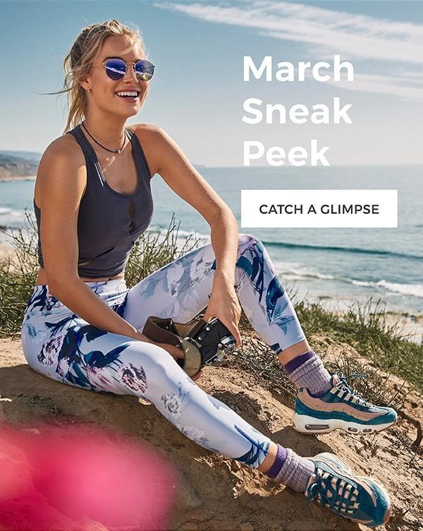 Fabletics March 2018 Sneak Peek + 2 for $24 Leggings!!!!