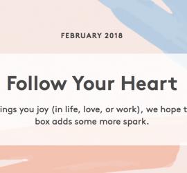 Birchbox Box Reveals Are Up - February 2018
