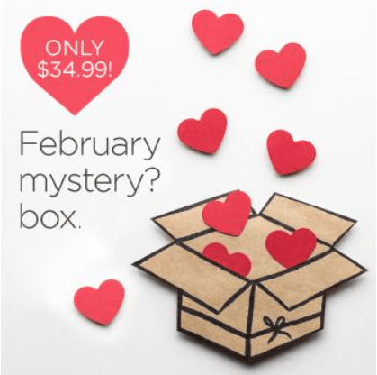 Cricut February 2018 Mystery Box – On Sale Now + Coupon Code