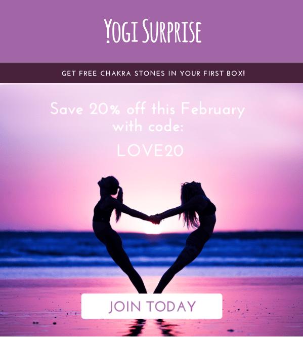 Yogi Surprise Coupon Code – Save 20%!