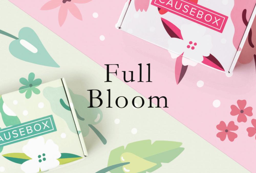 CAUSEBOX Spring 2018 Box Spoiler #1 + Coupon Code