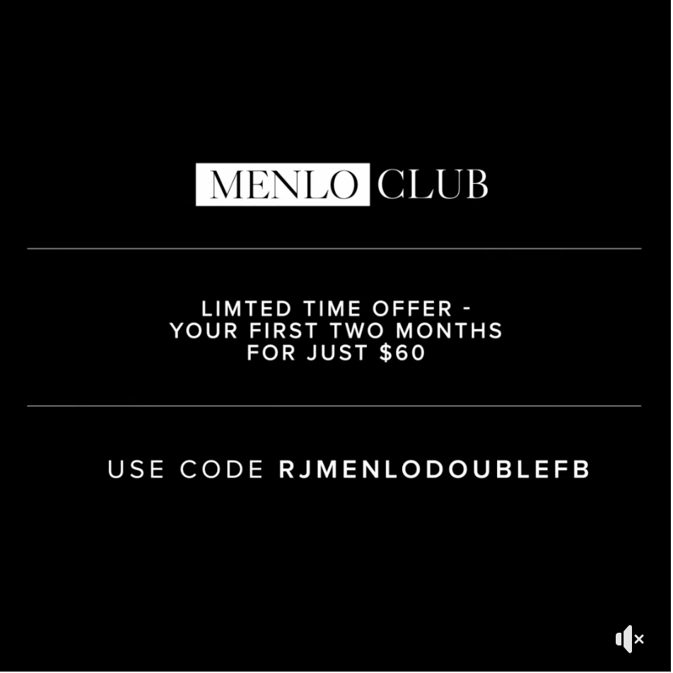Menlo Club (Five Four Club)- Buy One Month, Get One Free