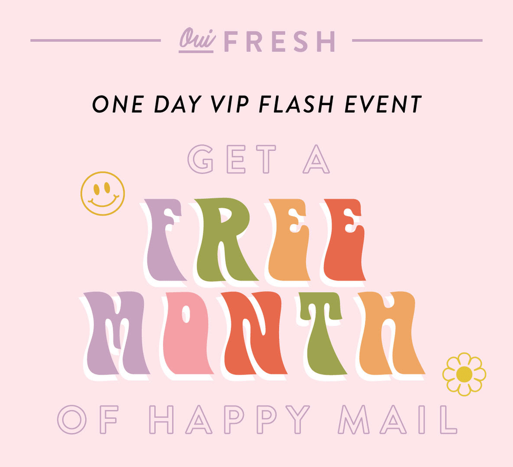Happy Mail Coupon Code – Free Month with New 6 or 12-Month Subscription